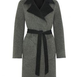 Reversible Womens Cashmere Coat